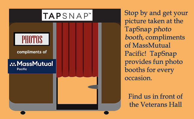 MassMutual Pacific Photobooth image