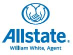 Allstate logo and link